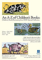 An A-Z of Children's Books poster