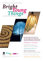 Bright Young Things exhibition poster